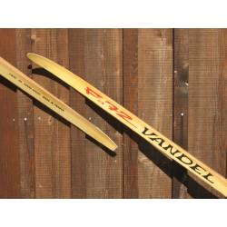 F72 - skis de fond SKATING